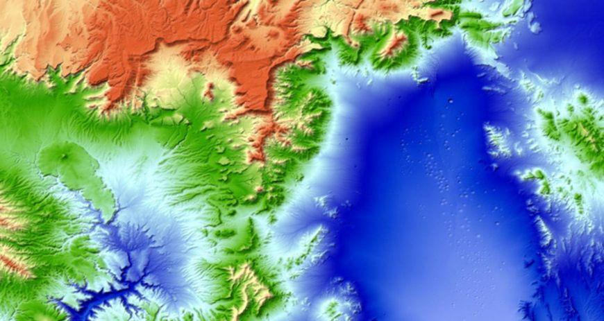 Erde Karte Rund.Die Genauste Karte Der Welt Helmholtz Gemeinschaft Deutscher