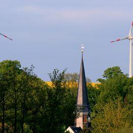 Windrad, Erneuerbare Energien, Dezentrale Energieversorgung