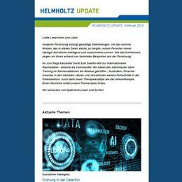 Helmholtz Gemeinschaft Deutscher Forschungszentren