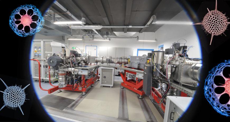 Sekundär-Ionen-Massenspektrometer