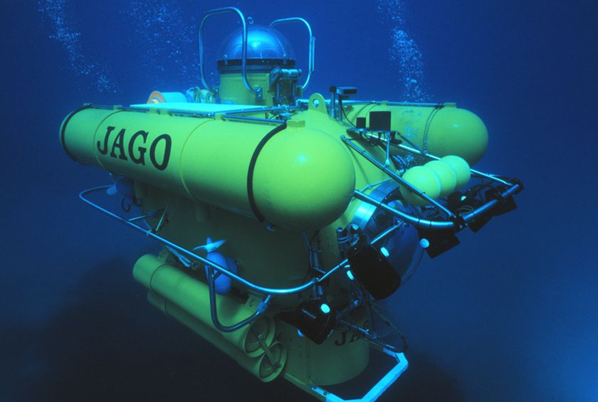 המרכז למחקר ימי בקיל (GEOMAR)
