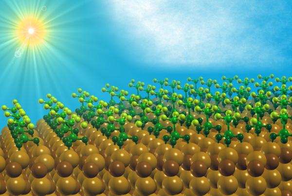 Hybride Solarzellen