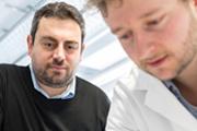 Portrait Prof. Dr. Vasilis Ntziachristos - Gottfried Wilhelm Leibniz-Preistraeger 2013 fuer Biomedizinische Bildgebung mit optischen Methoden, Technische Universitaet Muenchen © 2013 Thomas Dashuber / Agentur Focus.