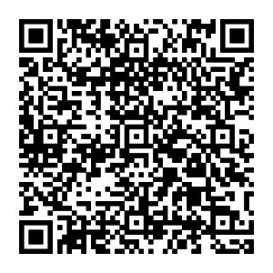 QR-Code der Mobilnummer für den Helmholtz-Whatsapp-Dienst: zum Hinzufügen zum Telefonbuch mit einer QR-Code-Scanner-App auf dem Smartphone einscannen